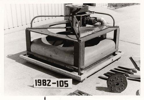 Air Cushion Vehicle, Bertelsen Aeromobile 35-A