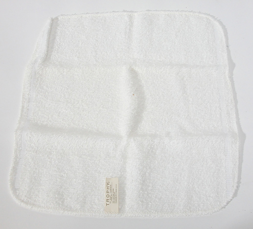 Shuttle Personal Hygiene, Washcloth, STS-1