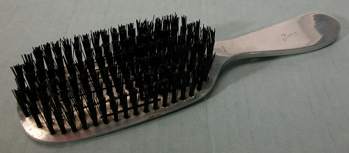 Shuttle Personal Hygiene Kit, Hair Brush, STS-1, Young