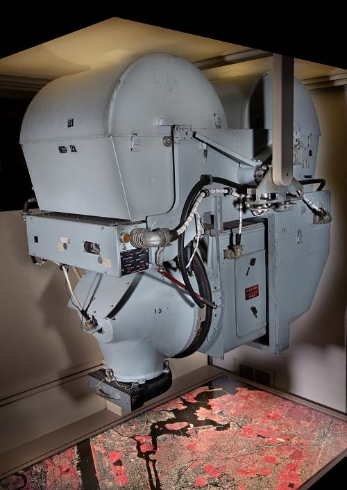 Camera, Aerial, Hycon 73B, Lockheed U-2C