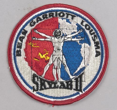 Patch, Mission, Skylab II (Bean, Garriott, Lousma)