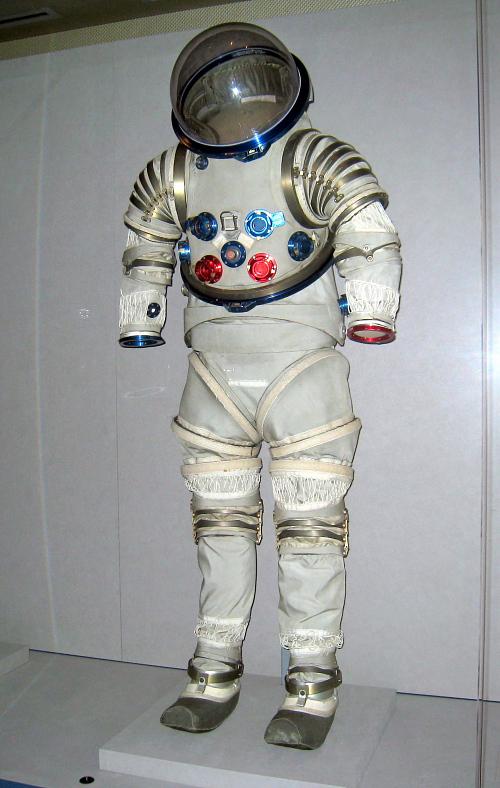 Pressure Suit, Adavanced Extravehicular Suit, B1-A