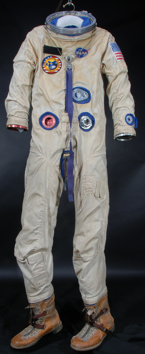 Pressure Suit, G2-C, Young, Training