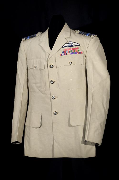 Coat, Service, Summer, Officer, Royal Australian Air Force