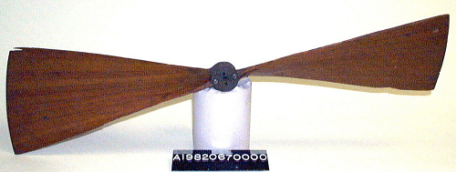 Langley Test Propeller