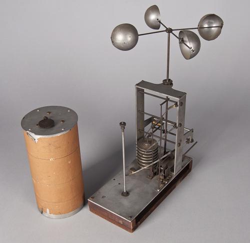 Anemometer, Langley