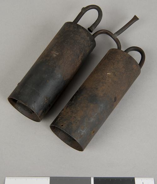 Gasoline Burner, Langley