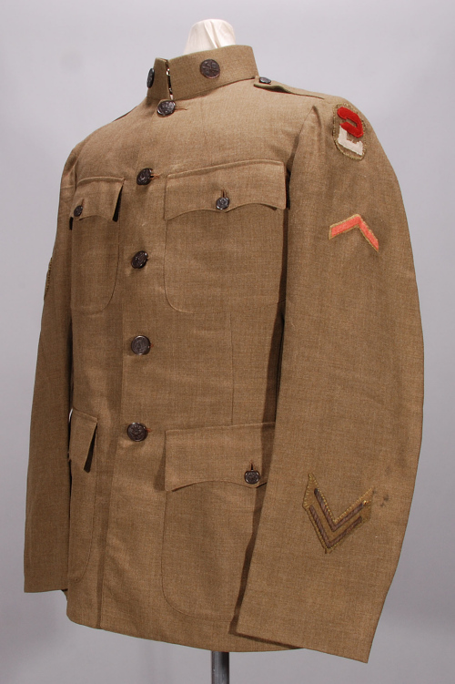 Coat, Service, United States Army