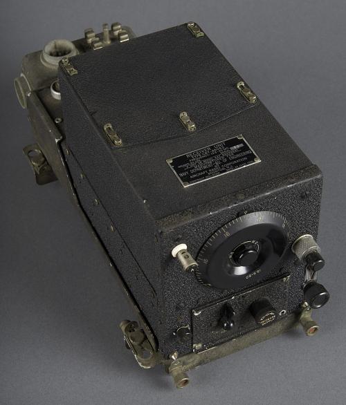 Radio Receiver, RAT, Type CBY-46083