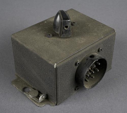 Radio Navigation Switch Control, ARC, Air Track Landing System, C-62/ARN-9