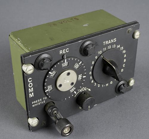 Radio Set Control, ARC, Type C-58