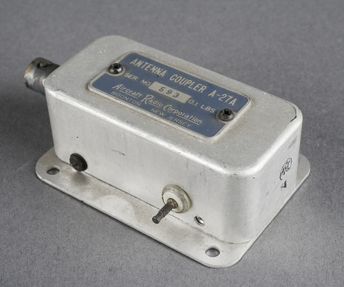 Antenna Coupler, ARC, Type A-27A