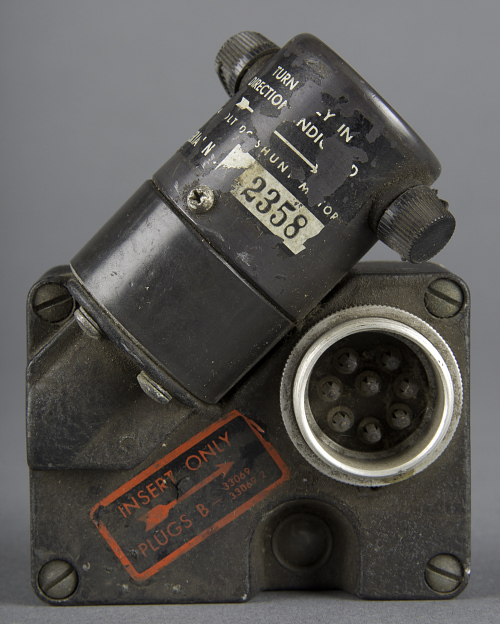 Control Box, Radio Homing, C-37/ARR-2A
