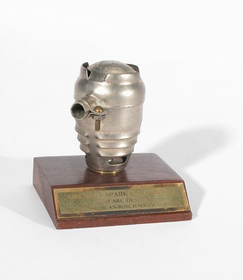 American Bosch Engine Spark Plug Shield, 1929 ARC Design