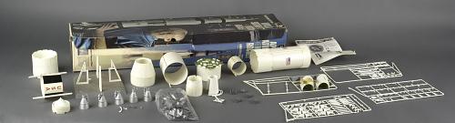 Model Kit, Rocket, Saturn V, 1:96