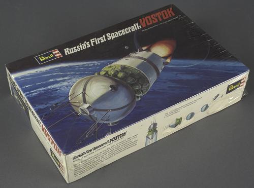 Model, Spacecraft, Vostok: 1/24
