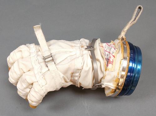 Glove, Left, Shuttle Prototype