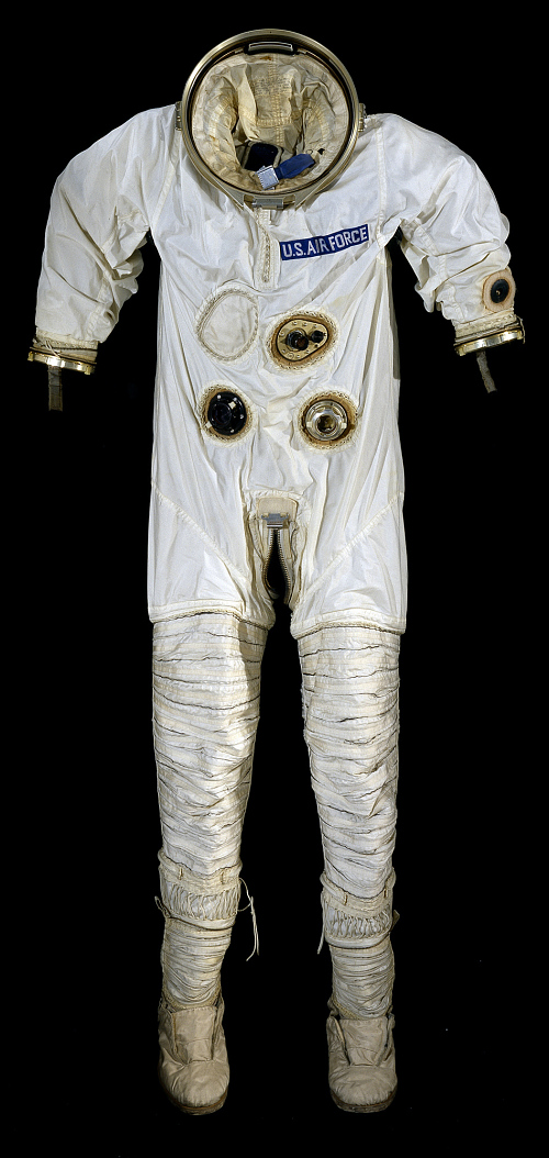 Pressure Suit, Manned Orbiting Laboratory, MD-2