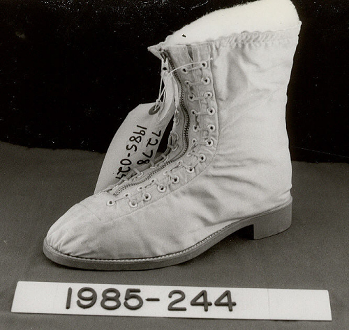 Boot, Left, A-1C