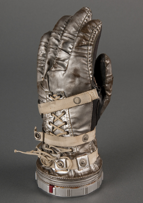 Glove, Left, Mercury, Grissom, Training