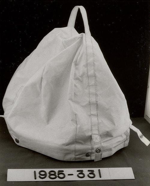 Bag, Helmet Stowage, Schmitt, Apollo 17