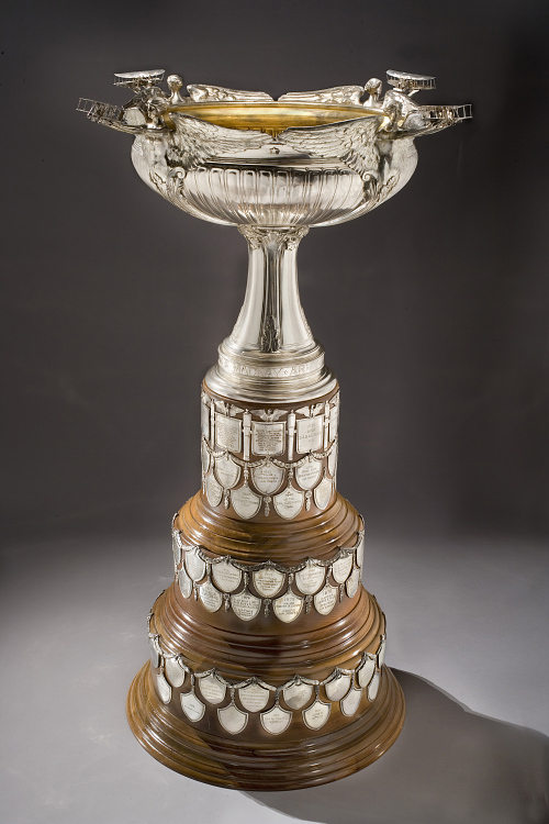 Clarence H. Mackay Trophy