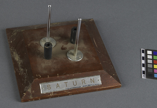 Stand, Model, Rocket, Saturn, Early Version, 1:96