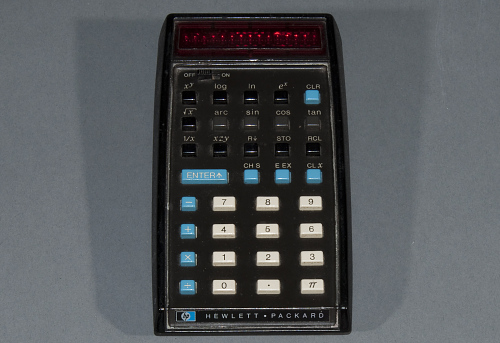 Calculator, Pocket, Electronic, HP-35
