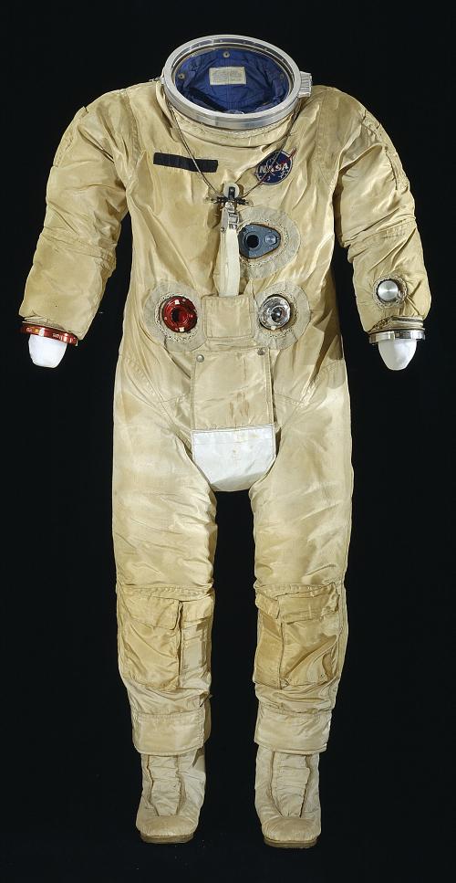 Pressure Suit, Apollo, A1-C, Schirra, Training