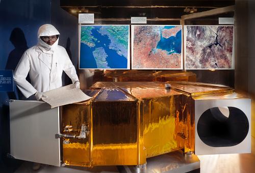Model, Sensor, Thematic Mapper, Landsat 4