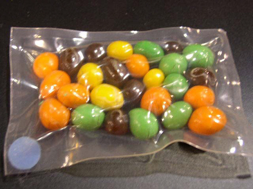 Space Food, Candy-Coated Peanuts