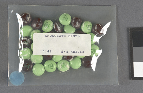Space Food, Chocolate Mints