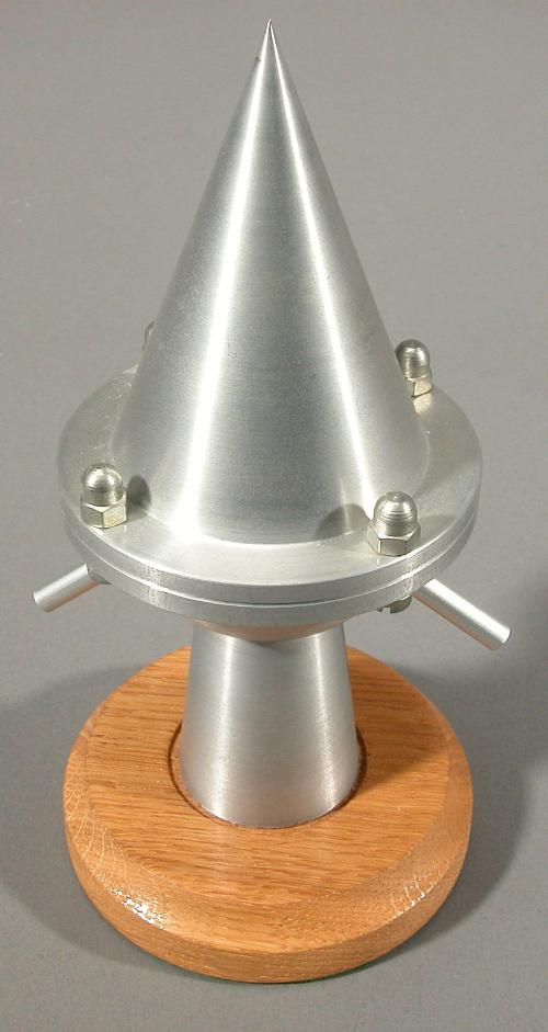 Model, Rocket Motor, Kegeldüse