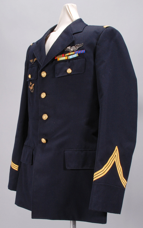 Coat, Service, Free French Air Force