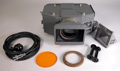 Camera, Vought Aircraft Torpedo, Type 1, U.S. Navy