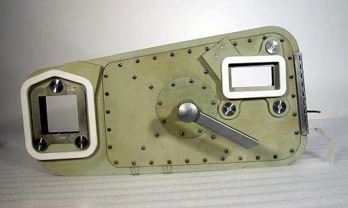 Film Door Assembly, ATM