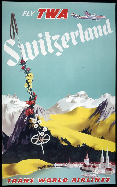 Fly TWA Switzerland
