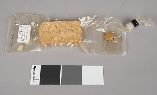 Space Food, Beef Pot Roast, Apollo 11 (White)