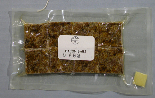 Space Food, Bacon Bars, Apollo 11 (White)