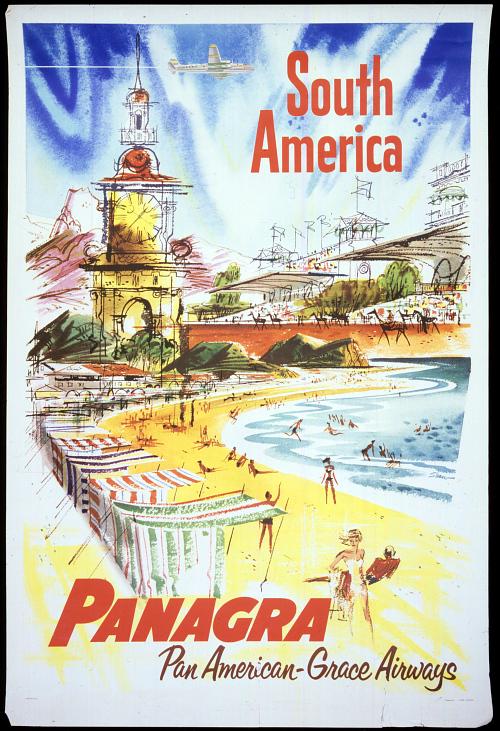 Panagra Pan American-Grace Airways South America