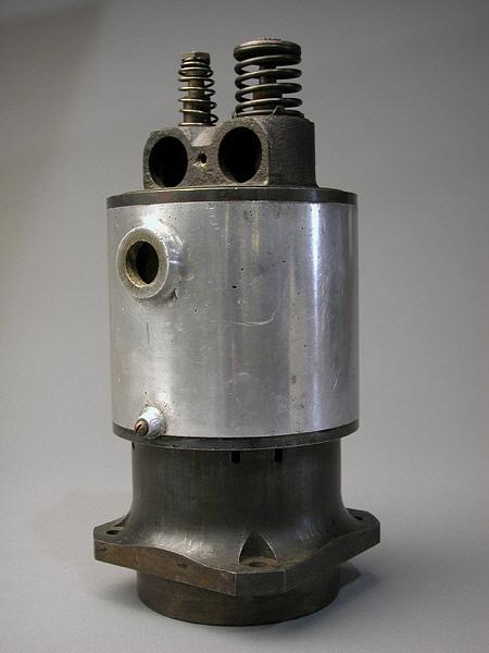 Cylinder, Wright Company Engine