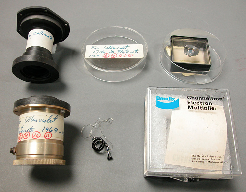 Photometer, Far Ultraviolet, Parts (4)
