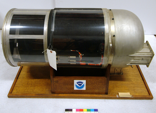 Sensor, Prototype, SIRS A Sounder, Nimbus
