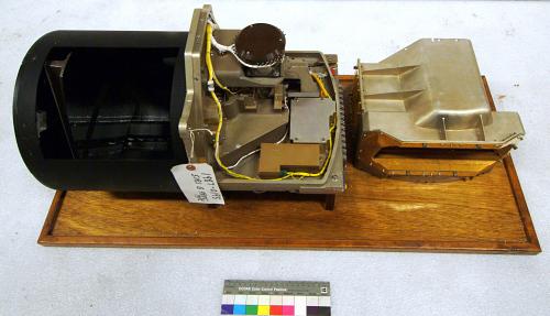 Sensor, Prototype, SIRS B Sounder, Nimbus