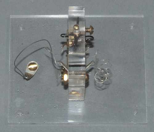 Transistor, Replica of World's First