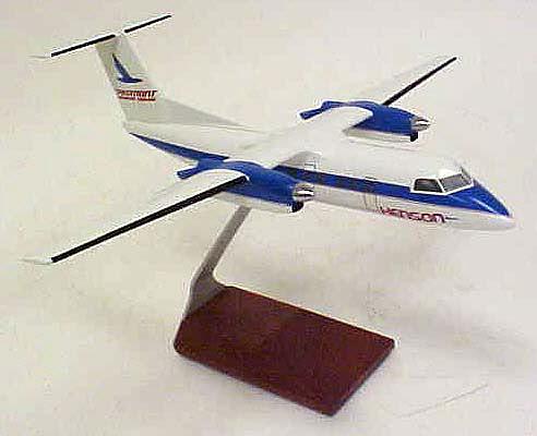 Model, Static, de Havilland (Canada) DHC-8 Series 100, Henson Airlines