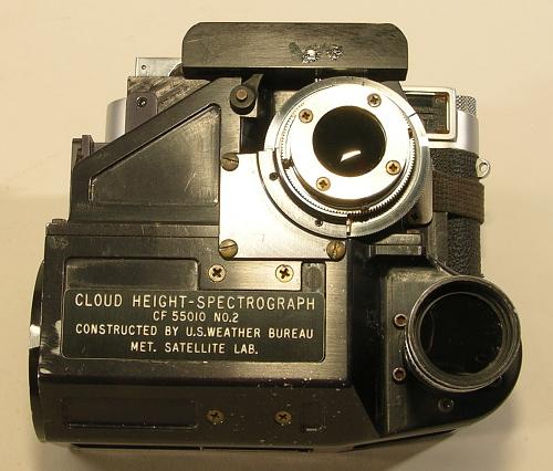 Camera, Spectrographic, Gemini