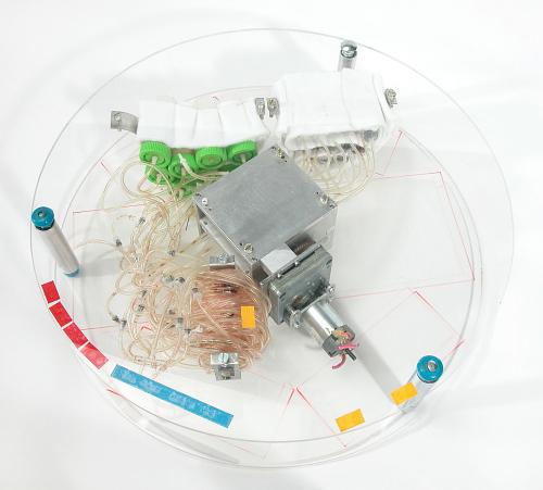 Olsen Blood Typing Machine, JULIE Payload, STS 61-C