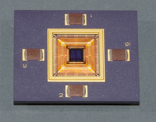 Integrated Circuit, Very High Speed (VHSIC)