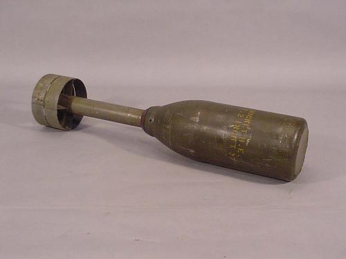 Rocket, Solid Fuel, H.E. (High Explosive), 7.2in.